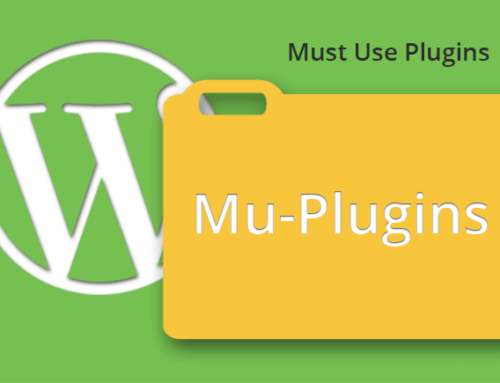 Must-Use plugins в WordPress