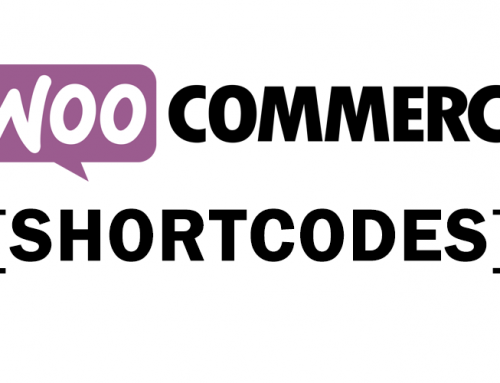 Шорткоды в WooCommerce (WordPress)